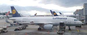 A320 Lufthansa Frankfurt
