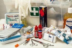 Medikamente im Handgepäck Reiseapotheke